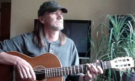 """Acoustic Guitar Lessons """"Grazioso"""" Tab Included"""