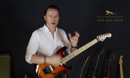 It's not hard. You just think it is – Guitar mastery lesson