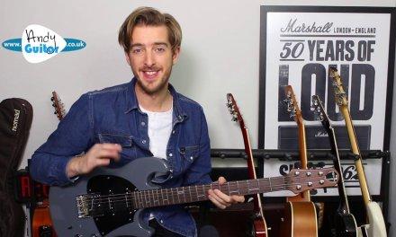 Blur – SONG 2 Guitar Lesson Tutorial – Rock Power Chord Songs