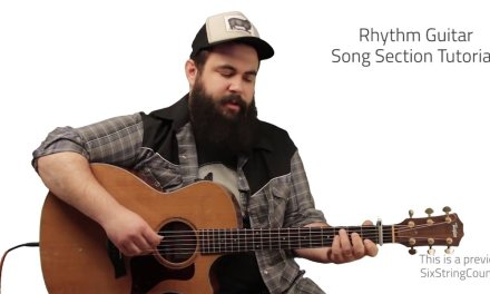 No Such Thing As A Broken Heart Guitar Lesson – Old Dominion