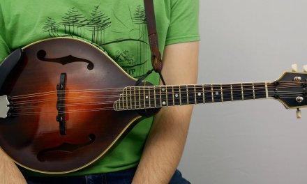 Waterbound (With Tabs & Play Along Tracks) – Mandolin Lesson
