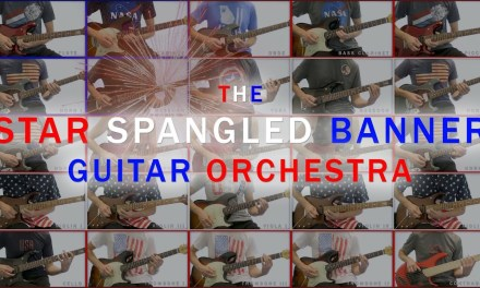 🇺🇸 The Star Spangled Banner (Guitar Orchestra) by Cooper Carter 🇺🇸
