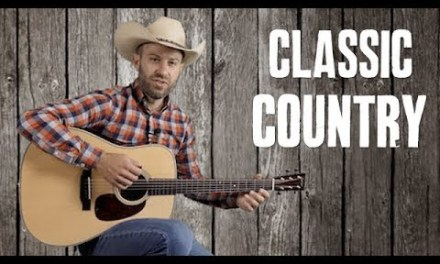 Classic Country Guitar Solo – Your Cheatin' Heart – Easy Country Lead Guitar Lesson