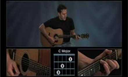 Guitar Lesson #37-C Major Chord
