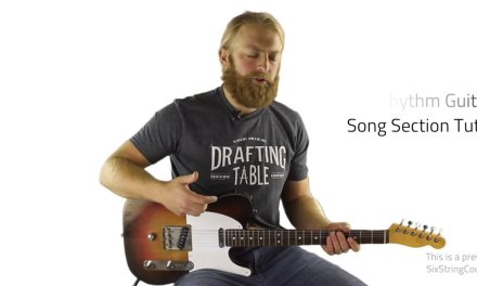 Play Something Country Guitar Lesson and Tutorial – Brooks & Dunn