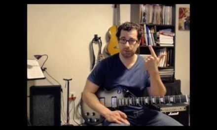 Blues Guitar Lessons Video 1 – Origin of Blues Chords