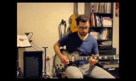 Blues Guitar Lessons Video 22 – Improvise with Blues Box 2 + 5 Licks