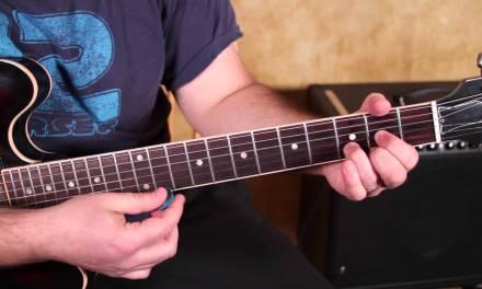 Cream – Eric Clapton – White Room – Inspired Guitar Lesson – Blues Rock Guitar