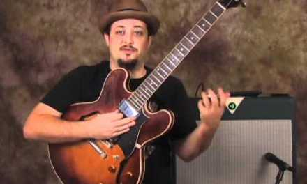 Blues solo lesson – part 2 Guitar Lesson – Blues solo