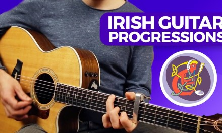 Irish Trad Guitar Lesson: Take Your Reel Accompaniment Up A Level [The Silver Spear]