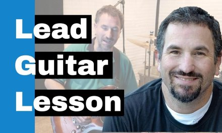 Lead Electric Guitar Lesson – How to Play Stairway to Heaven on Guitar (The Solo) – Part 2
