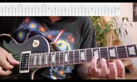 Aadat | Jal The Band | Guitar Lesson | With Tabs