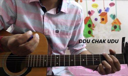 Paniyon Sa – Atif Aslam – Hindi Guitar Cover Lesson Chords Easy version – Satyameva Jayate