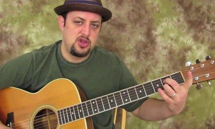 3 Gorgeous Chords (Acoustic Blues Guitar)