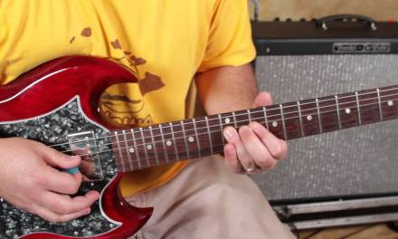 Blues Rock Soloing – Eric Clapton and Cream Inspired Licks and Blues Guitar Lesson
