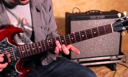 Black Keys – Guitar Lesson –  How to Play – Same Old Thing  Blues Rock Riffs Guitar Lessons  SG