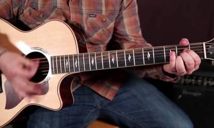 How To Play Rhythm Guitar – Rhythm Guitar Lesson taught by Marty Schwartz