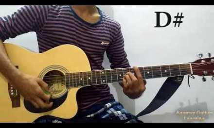 Paniyon Sa – Guitar Chords Lesson+Cover, Capo technique, Strumming Pattern, Progressions