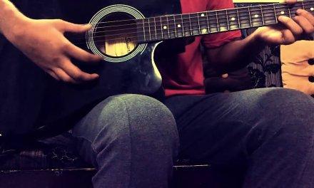 Naino ne Baandhi Guitar Tutorial and Chords – by Guitarnama