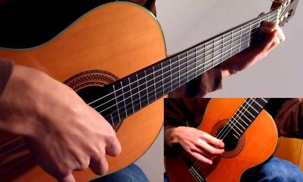 Romance d'Amour (anonymous) – Classical Guitar