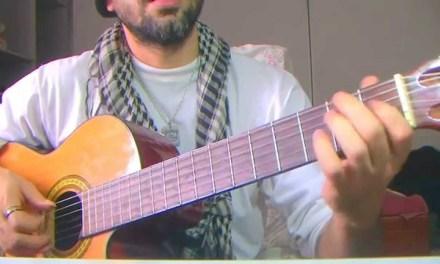Guitar Lesson: ~The *Fingerstyle* Blues~ P1.