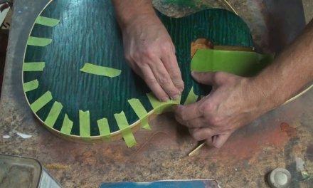 guitar binding install and repair tricks