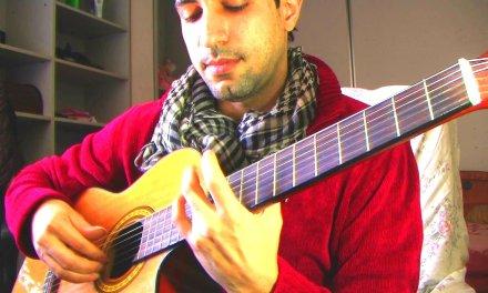 Guitar Lesson: ~The *Fingerstyle* Blues~ P2.