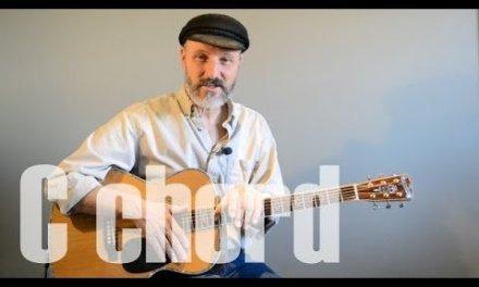 C chord – Guitar Lesson