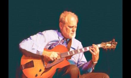 "Dave Lincoln – ""Body & Soul"" (Jazz Guitar)"
