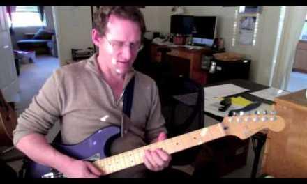 Scarlet Begonias Guitar Lesson