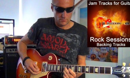 Rock Sessions – 10 Backing Tracks for Guitar