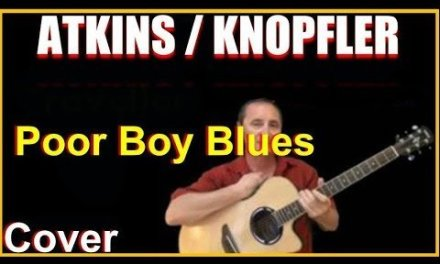 Poor Boy Blues Cover – Chet Atkins