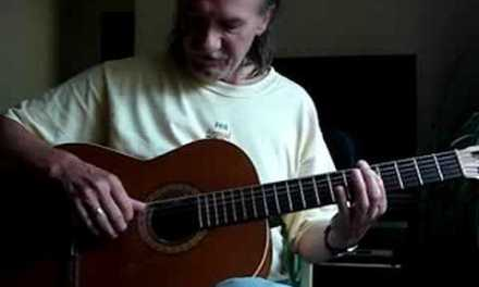 "Acoustic Guitar Lessons  ""G Blues Riff"" Tab Included"