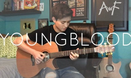5 Seconds Of Summer – Youngblood (5SOS) – Cover (Fingerstyle Guitar)