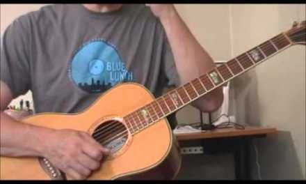 Blues Guitar For Absolute Beginners Lesson 2 Chords