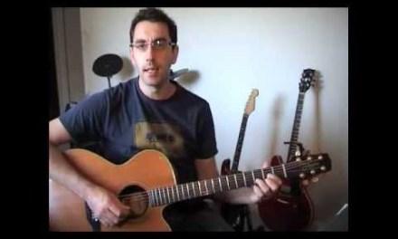 Happy Birthday Beginner Guitar Lesson: Chords