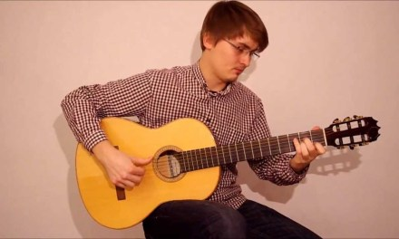 The Hobbit – Misty Mountains Cold Acoustic Guitar Cover (with TABs)