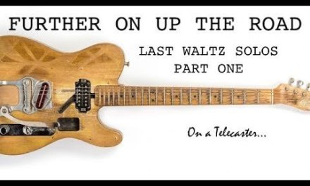 Eric Clapton Lesson – Further On Up The Road (Part One)