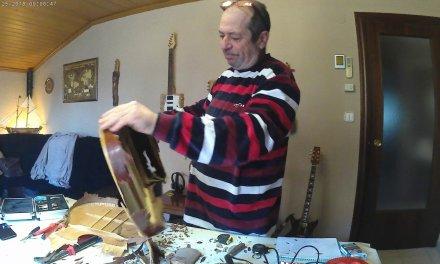 Spanish Guitar Repair