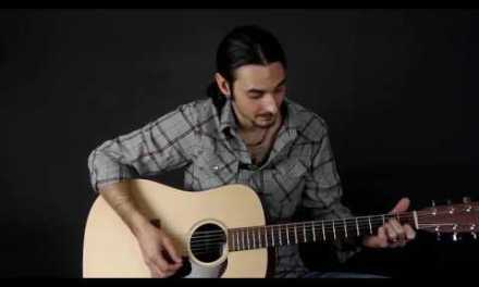 Beginner Guitar Lesson 25 : C Major and Am Minor Chords