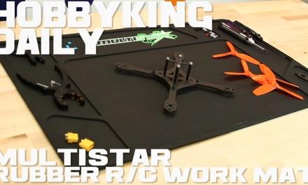MultiStar Rubber R/C Work Mat – HobbyKing Daily