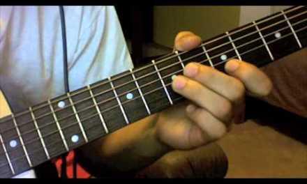 george michael – careless whisper (guitar lesson)