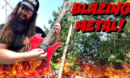 Blazing Neoclassical Metal Etude!