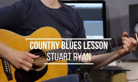 Country Blues – Acoustic Fingerstyle Lesson
