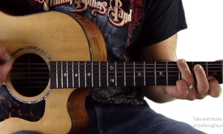 Fortunate Son Solo Acoustic – Full Guitar Lesson – Creedence Clearwater Revival