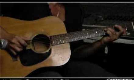 Lindsey Buckingham – NGBA – Accoustic guitar lesson