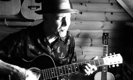 I Got The Blues – fingerpicking blues on a 1925 Gibson L3