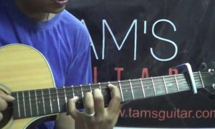 Carnival of rust  guitar lesson chorus:www.tamsguitar.com