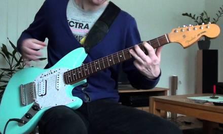 Nirvana – Sliver (Guitar Cover)