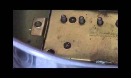 HOW TO FIX CHINESE FAKE LES PAUL Pickups….